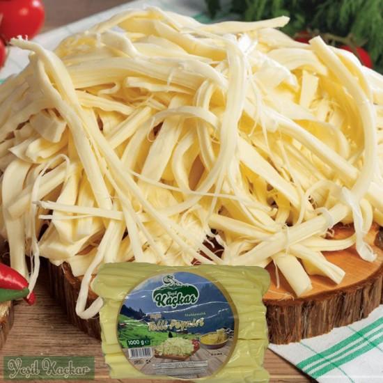 Kaçkar Özel Yağlı Telli Peynir 1 KG